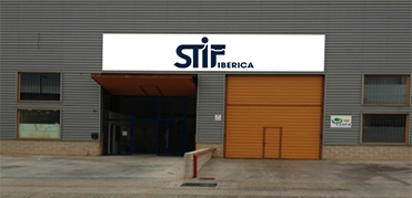 8 STIF Iberica Sales Office