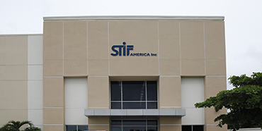 9 STIF America Sales Office